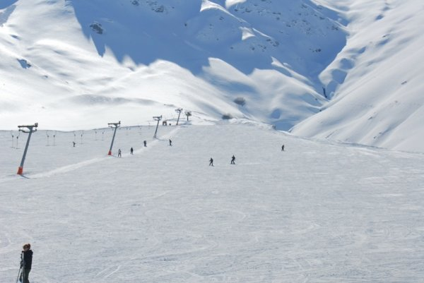 جبل التزلج بوزداغ كاياك ازمير