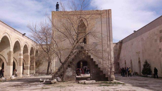 منطقة تشيشمي من افضل معالم مدينة ازمير تركيا