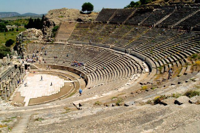 مدينة افسس القديمة ازمير تركيا