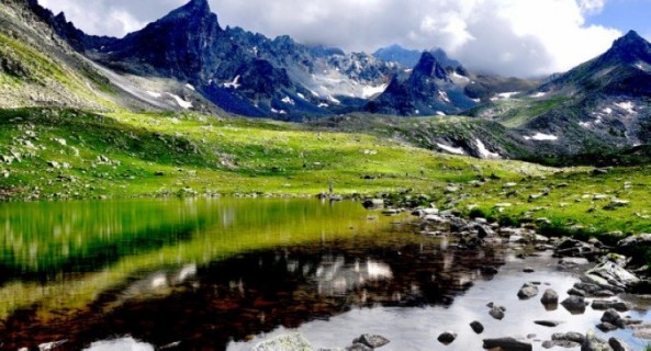 حديقة جبال كاجكار الطبيعية - ريزا