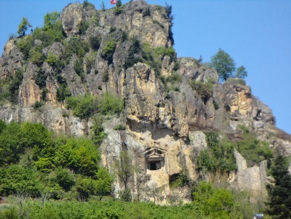 قلعة اونيا في اوردو تركيا