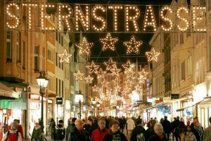 شارع ستير نستراس في بون من أجمل أماكن السياحة في المانيا