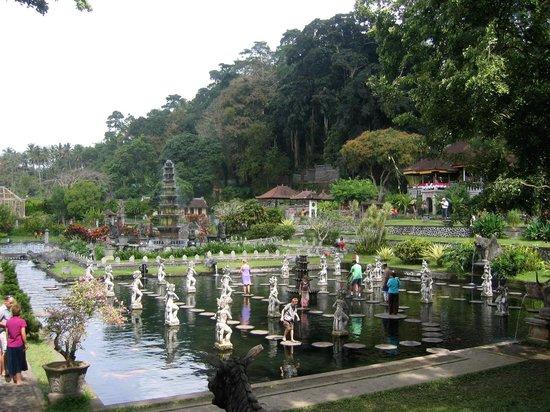 حديقة تيرتا جانجا - بالي
