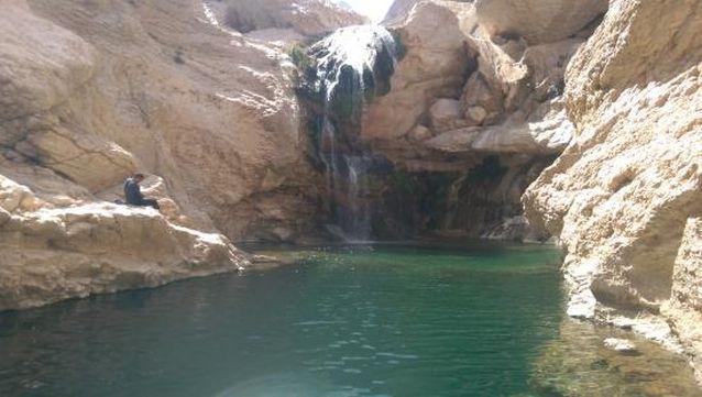 وادي الوريعة من افضل اماكن السياحة في الفجيرة الامارات