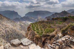 وادي الوريعة من اجمل معالم مدينة الفجيرة في الامارات