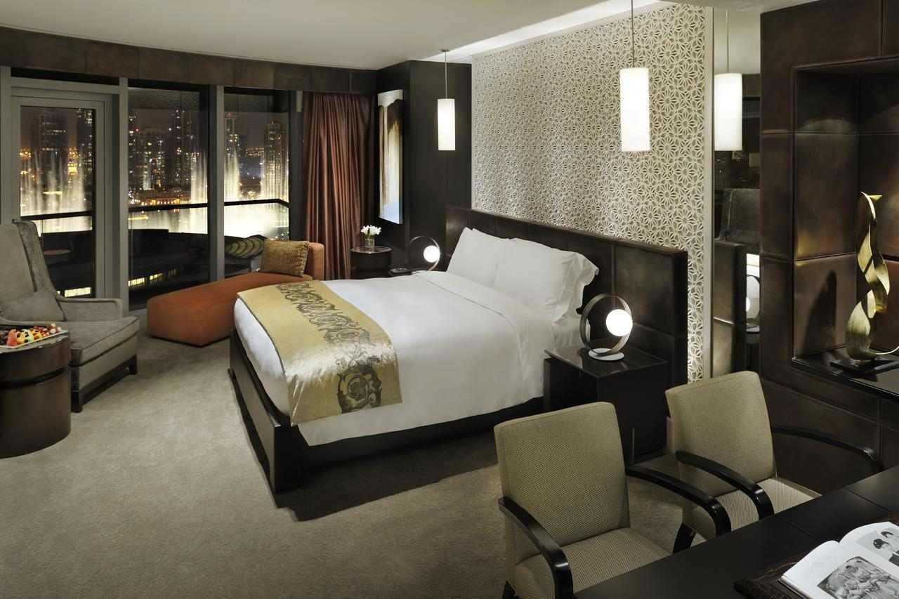 فندق العنوان دبي من افضل فنادق دبي