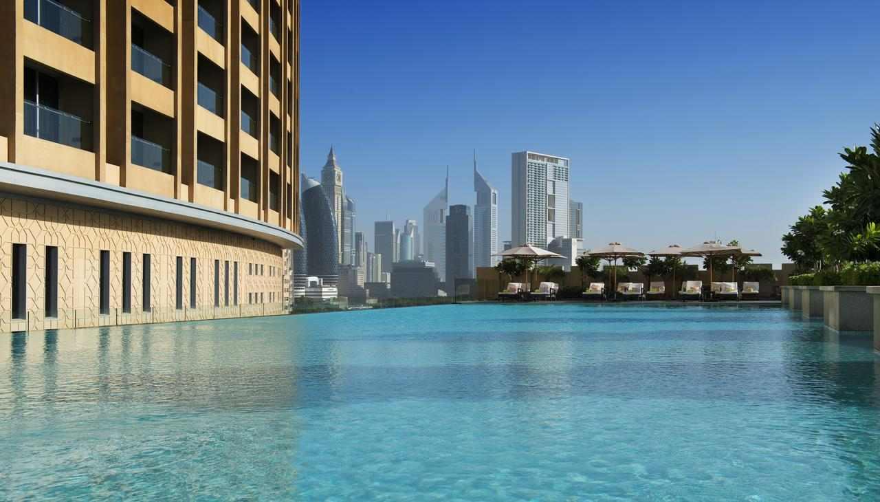 فندق العنوان دبي من افضل فنادق دبي خمس نجوم