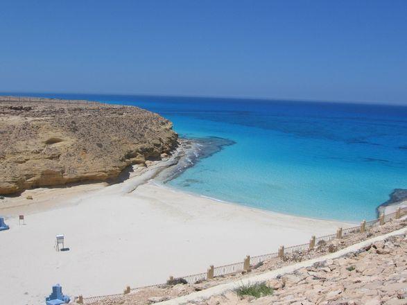 السياحة في مرسى مطروح - شواطئ مطروح