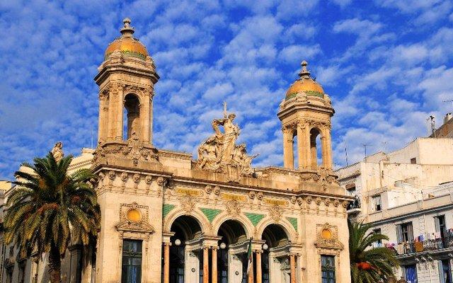 مدينة وهران تضم العديد من اجمل الاماكن السياحية في في الجزائر وتضم العديد معالم سياحية في الجزائر