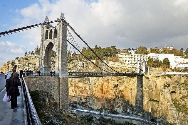 قسنطينة من اهم مدن السياحة في الجزائر وتضم افضل الاماكن السياحية في الجزائر