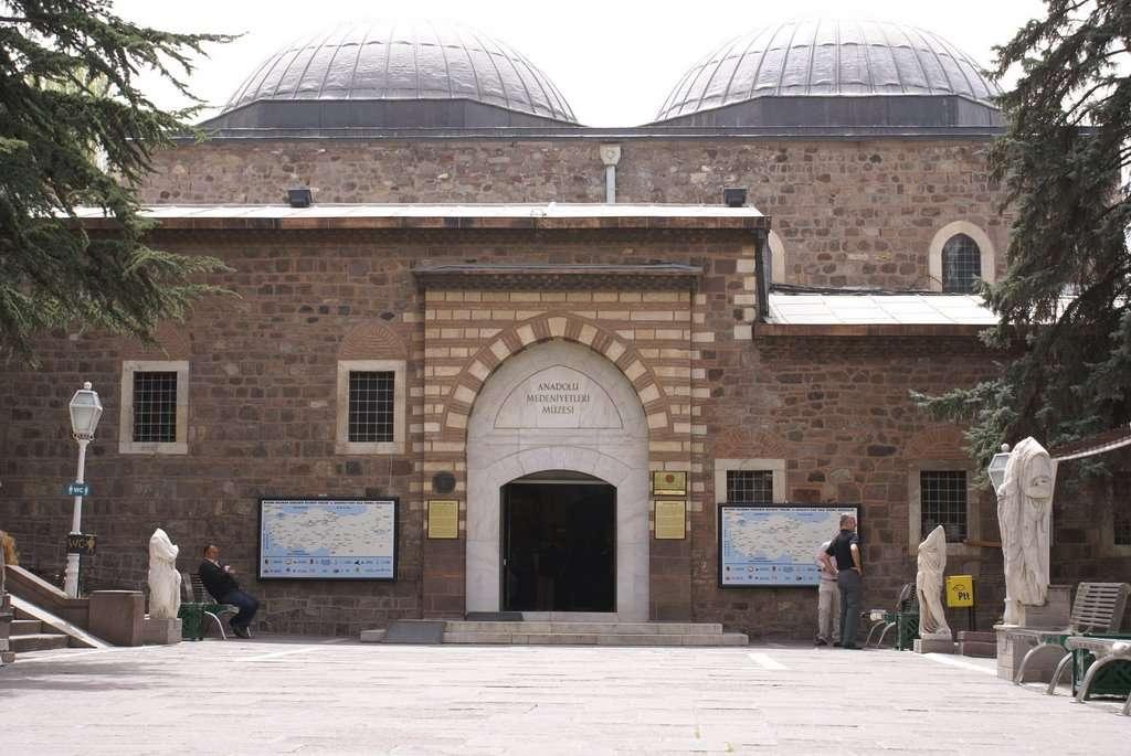 متحف الحضارات الاناضولية من أهم معالم مدينة انقرة
