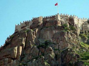 قلعة انقرة من اجمل معالم مدينة انقرة السياحية في تركيا