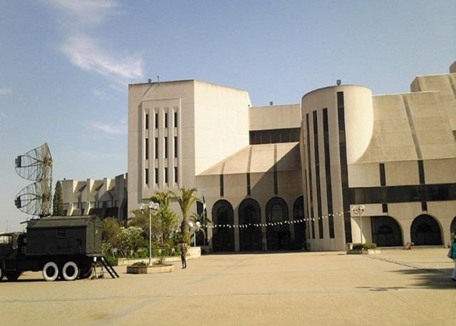 متحف الجيش الجزائر من افضل الاماكن السياحية في الجزائر العاصمة
