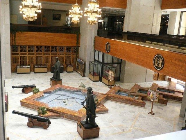 المتحف المركزي للجيش الجزائري من افضل المناطق السياحية في الجزائر العاصمة