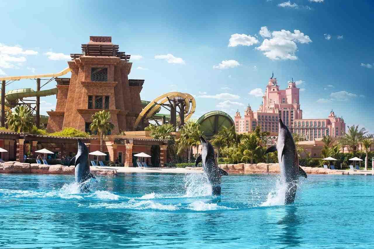 أتلانتس النخلة من افضل الفنادق في دبي