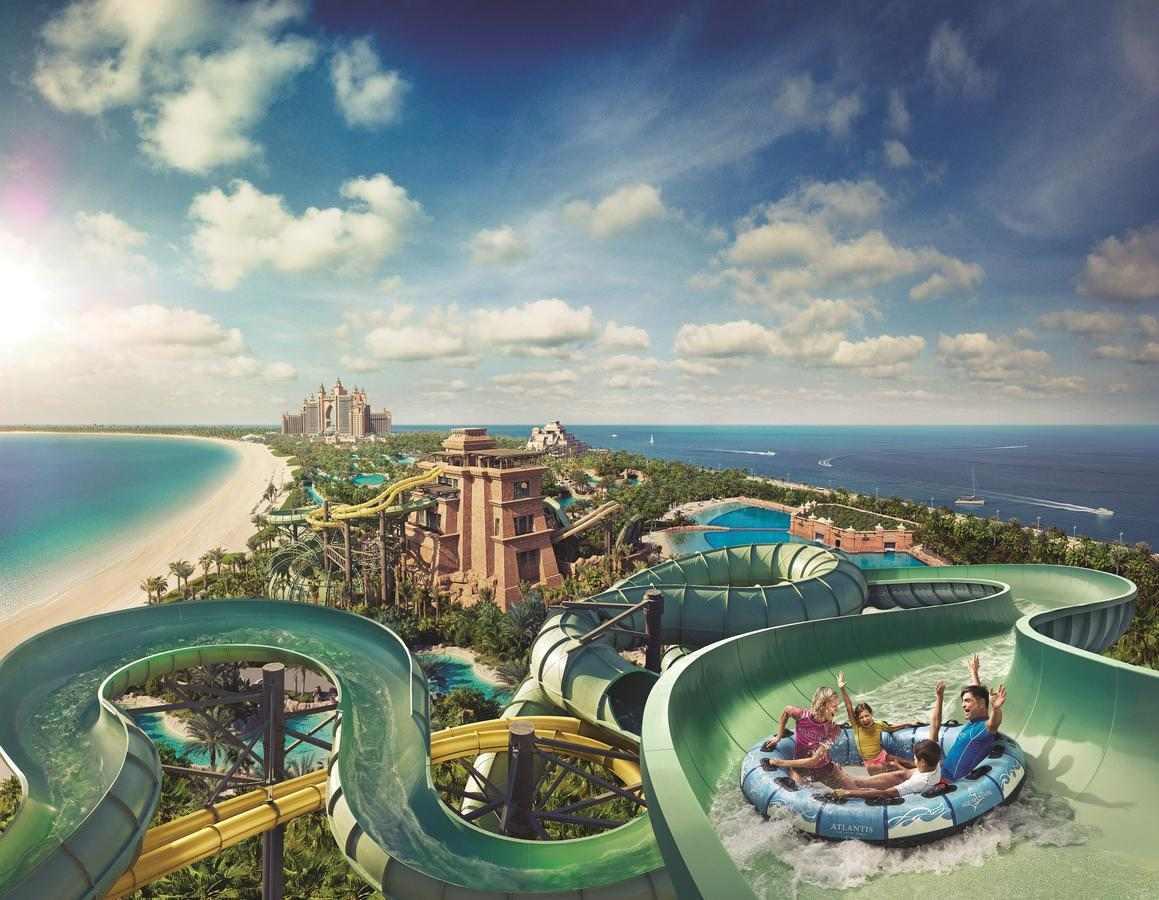 فندق اطلنطس دبي
