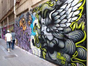 ممشى شارع بروك في ملبورن من اشهر اماكن السياحة في ملبورن