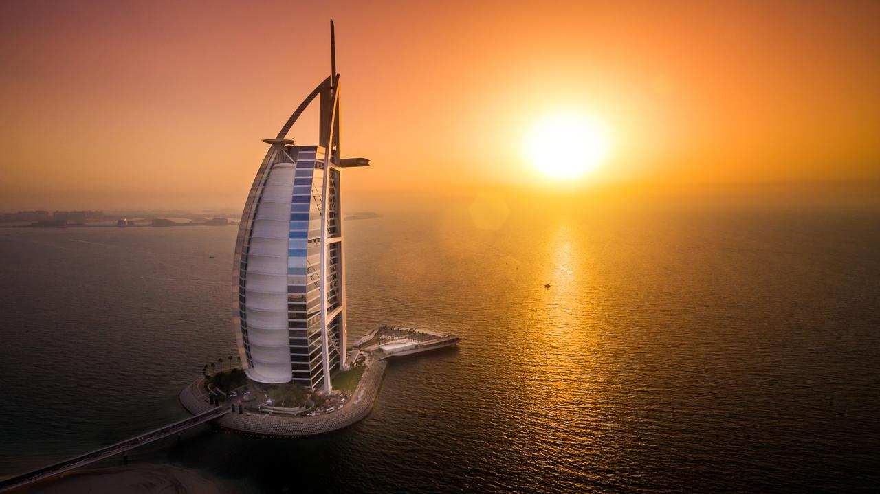 فندق برج العرب دبي من افضل فنادق دبي