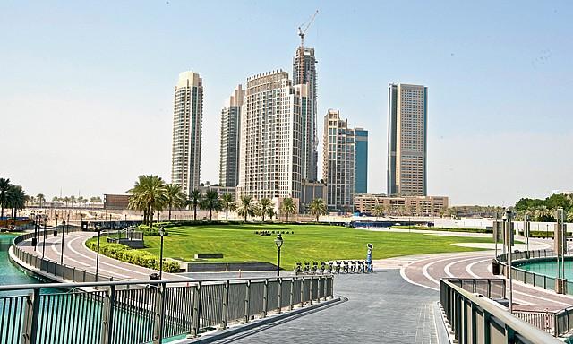 افضل 4 أنشطة في حديقة برج خليفة في دبي الامارات رحلاتك