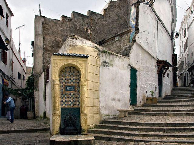 القصبة في الجزائر من اجمل الاماكن السياحية في الجزائر العاصمة