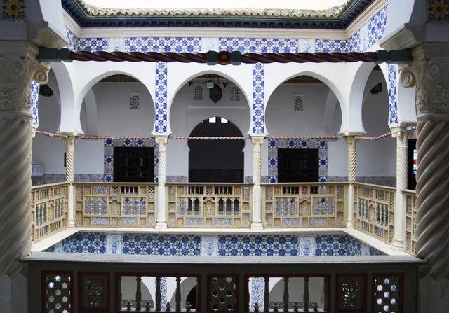 قصبة الجزائر من اهم اماكن سياحية في الجزائر العاصمة
