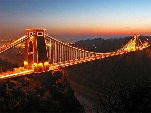 جسر كليفتون المعلق