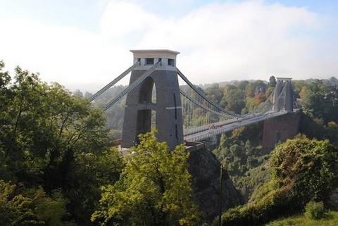 جسر كليفتون المعلق - بريستول