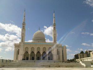 مسجد الامير عبد القادر قسنطينة من افضل اماكن سياحية في قسنطينة