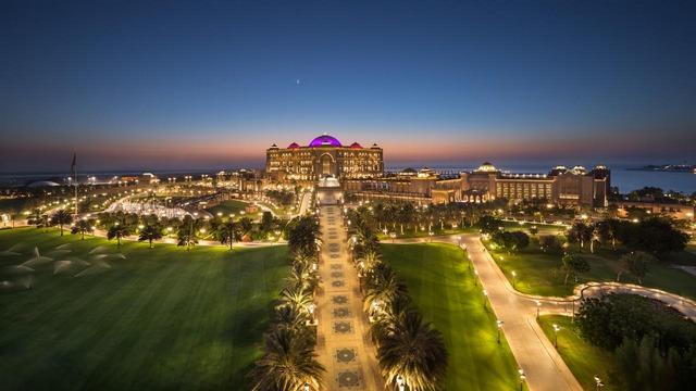 فندق قصر الامارات ابوظبي من افضل فنادق ابوظبي في الامارات