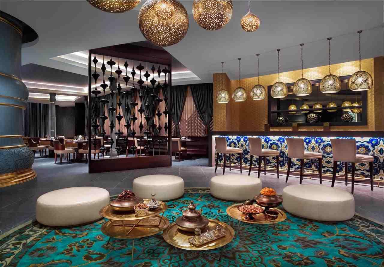 مطاعم فندق فيرمونت عجمان من افضل المطاعم في عجمان