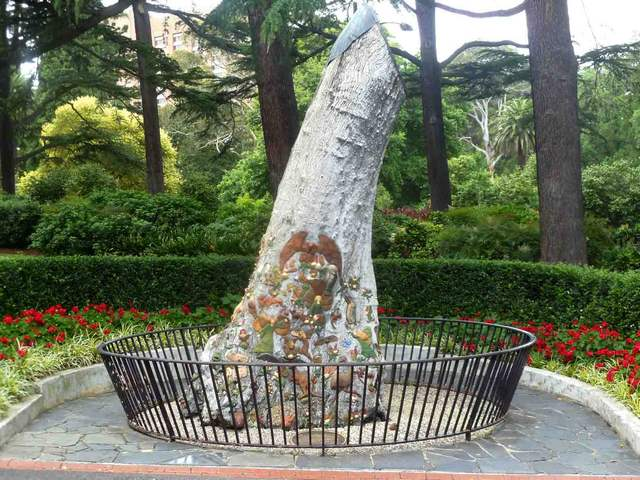 حدائق فيتزروي ملبورن من افضل الاماكن السياحية في ملبورن استراليا