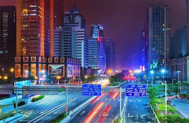 السياحة في الصين كوانزو