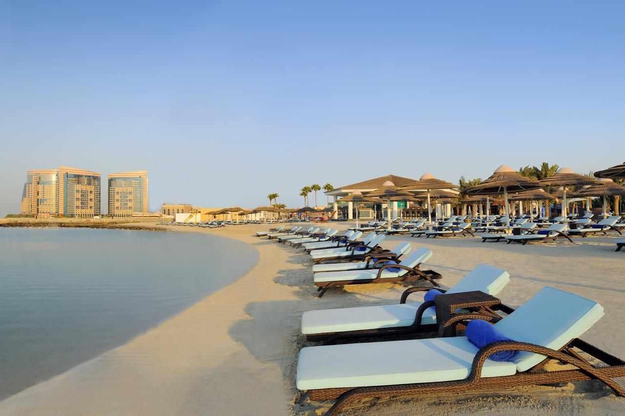 حجز فنادق ابوظبي على البحر 5 نجوم