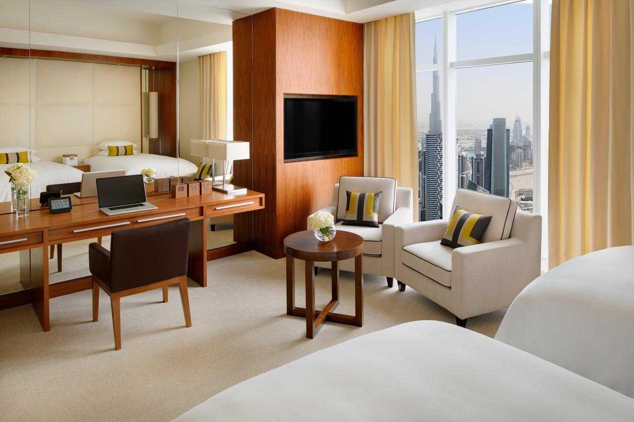 فندق جي دبليو ماريوت ماركي دبي من افضل فنادق دبي خمس نجوم