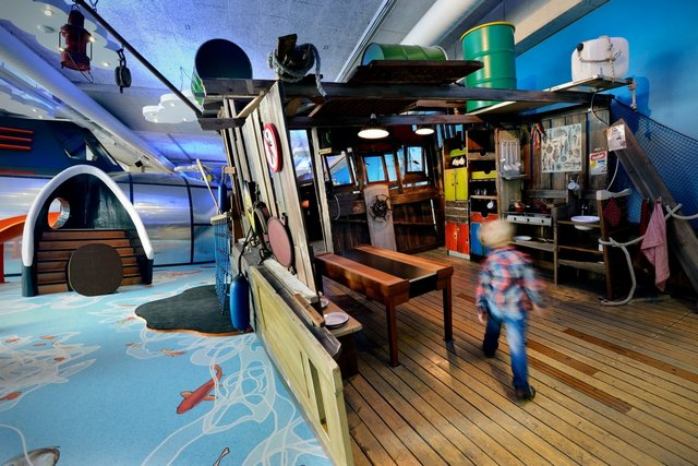 متحف روتردام البحري من افضل متاحف روتردام