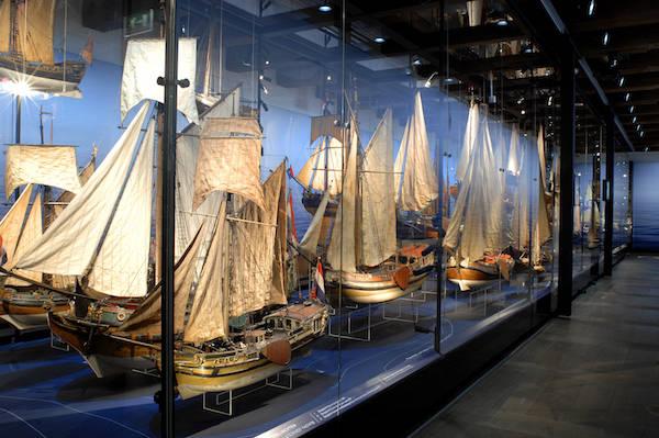متحف روتردام البحري من افضل الاماكن السياحية في روتردام