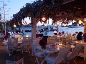 مطعم ميموزا بودروم افضل مطاعم بودروم تركيا