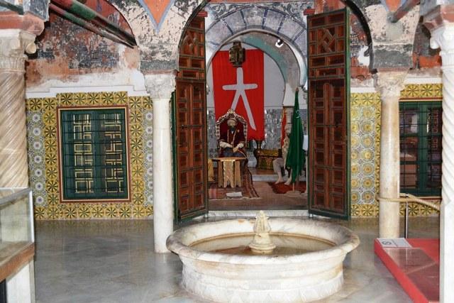 قصر احمد باي بقسنطينة من افضل الاماكن السياحية في قسنطينة