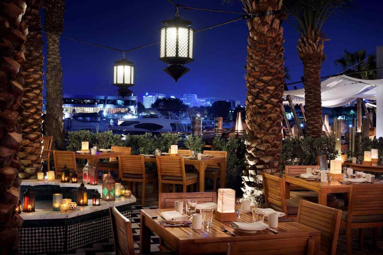 فندق حياه بارك دبي من افضل الفنادق في دبي الامارات