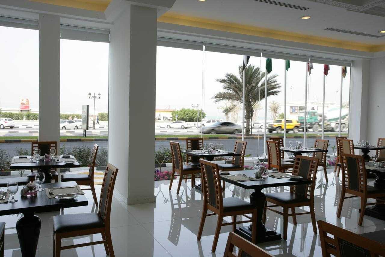 فندق رمادا بيتش في عجمان من افضل فنادق في عجمان الامارات