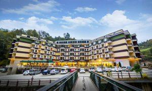منتجع ريدوس ريزا من اجمل الفنادق في مدينة ريزا التركية