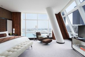 فندق روزوود في ابوظبي من افضل فنادق ابو ظبي في الامارات