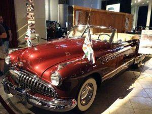 معرض السيارات الملكي من افضل المتاحف في عمان