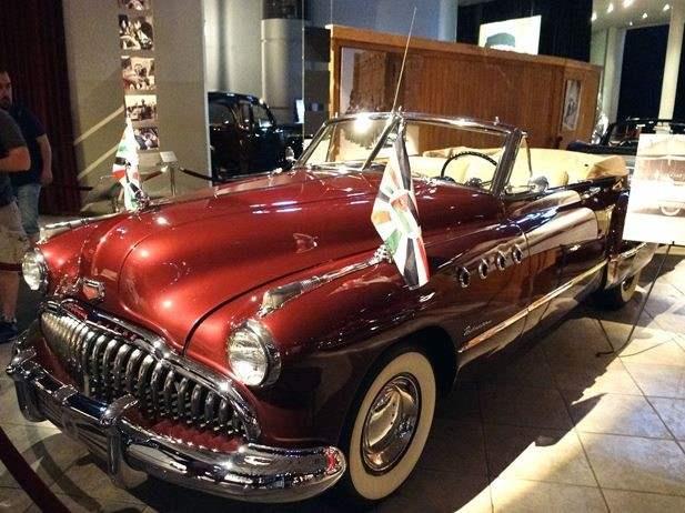 معرض السيارات الملكي من افضل متاحف عمان