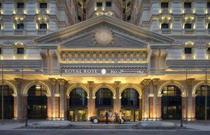 فندق رويال روز ابوظبي من افضل فنادق أبو ظبي في الامارات