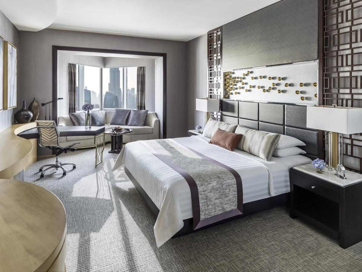 فندق شانغريلا في دبي من افضل الفنادق في دبي