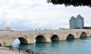 الجسر الحجري في اضنة من ابرز اماكن سياحية في تركيا اضنة