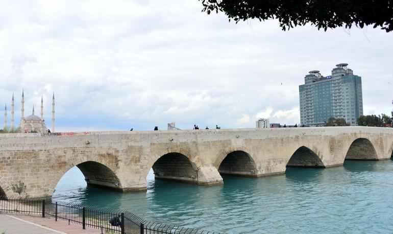 نتيجة بحث الصور عن جسر الحجر أضنة تركيا