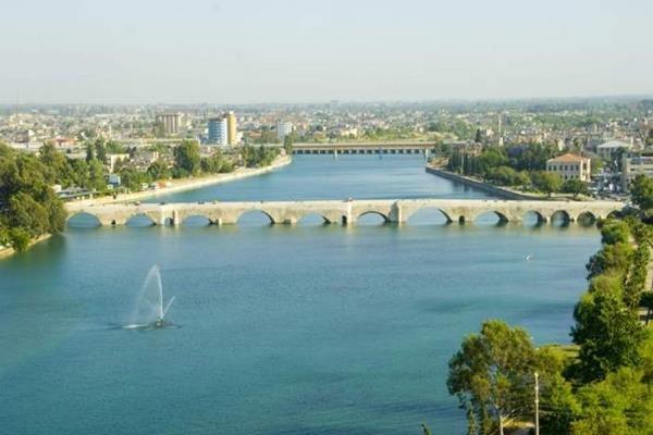 نتيجة بحث الصور عن الجسر الحجري في أضنة