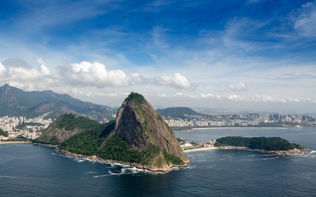 جبل السكر ريو دي جانيرو من افضل الاماكن السياحية في ريو دي جانيرو